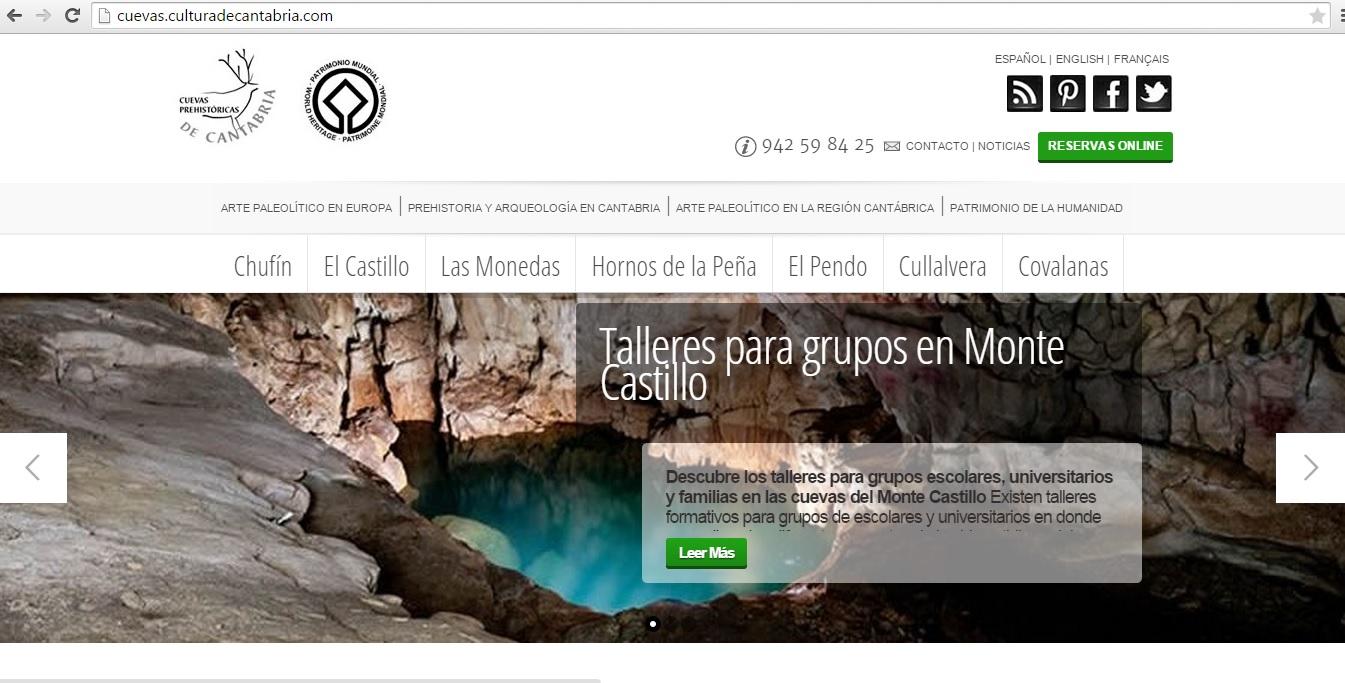 Cuevas Prehistóricas de Cantabria