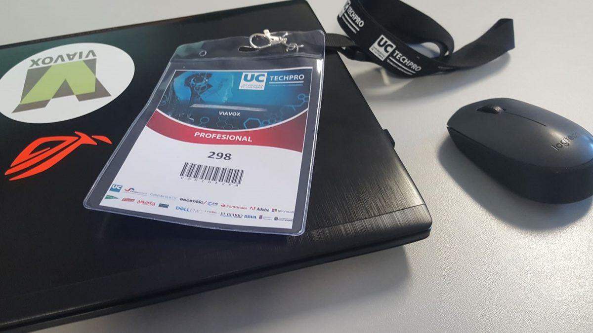 Viavox asiste a las jornadas tecnológicas UCTechPro 2019