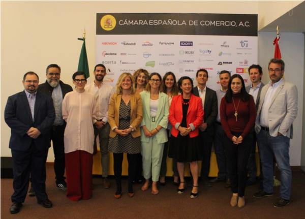 Viavox participa en un Networking en México, organizado por Sodercan y el Banco Santander.
