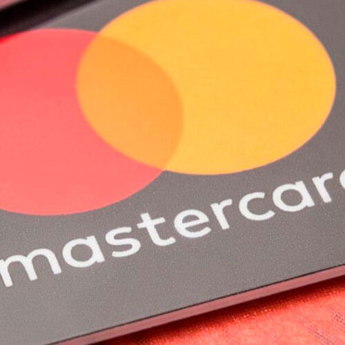 MASTERCARD. Multinational financial services.